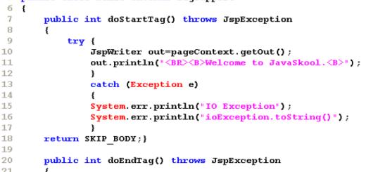javaskool com - Which web servers support JSP technology?